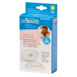 Dr. Brown's Breast Shells, 2 Pack