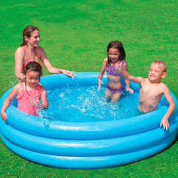 Intex Crystal Blue Pool / 3 Rings