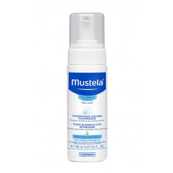 Mustela Foam Shampoo for Newborns 150 ml