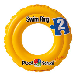 Intex Swim Ring Pool School / Part 2