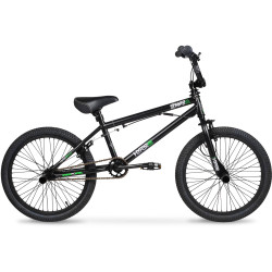 20 - Hyper Spinner Pro Boys' BMX Bike (Spinner Bike) (Black)