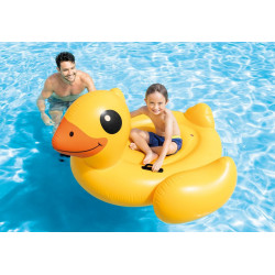 Intex Yellow Duck Ride - On
