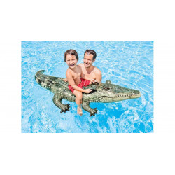 Intex Realistic Gator Ride - On