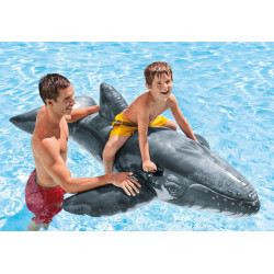 Intex Realistic Whale Ride - On