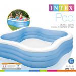 Intex Beach Wave Swim Center Pool