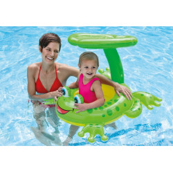 Intex Froggy Friend Shaded Baby Float