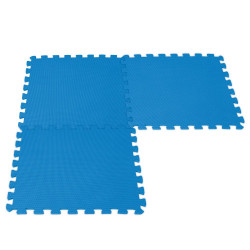 Intex - Interlocking Padded Floor Protector, Shrink-Wrapped w/Insert
