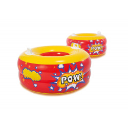 Intex - Ka-Pow Bumpers, Ages 4+ , 80 cm x 38 cm