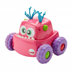 Fisher-Price Press 'n Go Monster Truck - Pink