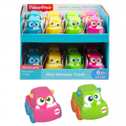 Fisher-Price Mini Monster Vehicles X1, Assorted Colors