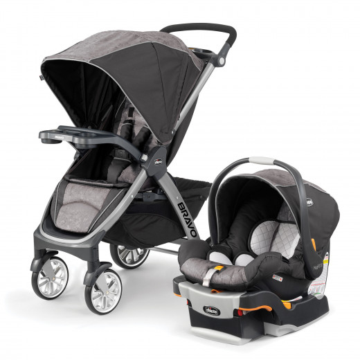 Chicco Bravo Trio Travel System - Meridian