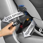 Chicco NextFit Sport Convertible Car Seat - Black