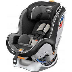 Chicco NextFit Zip Max Extended-Use Convertible Car Seat - Nebulous