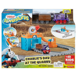 Thomas & Friends Adventures Charlie's Day at The Quarry