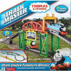 Thomas & Friends TrackMaster Over-Under Tidmouth Bridge Set