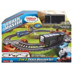 Thomas & Friends TrackMaster, 3-in-1 Builder Set