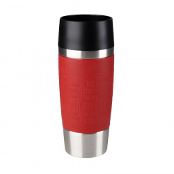 "Emsa Vacuum Mug ""Travel Mug""  Red"
