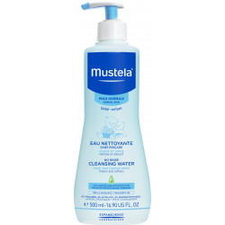 Mustela PhysiObebe No-Rinse Cleansing Water 300ml