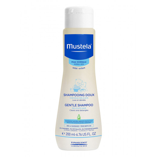 Mustela Gentle Shampoo For Hair 200ml