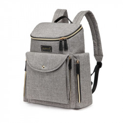 Colorland Burnell Baby Changing Backpack, Grey