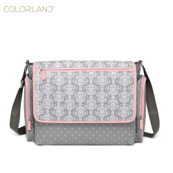 Colorland Java Baby Backpack for Mother, Baby Pink