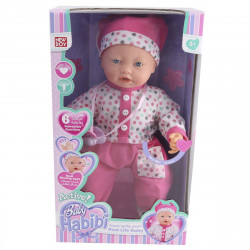 Baby Habibi - Active Real Life Baby Doll