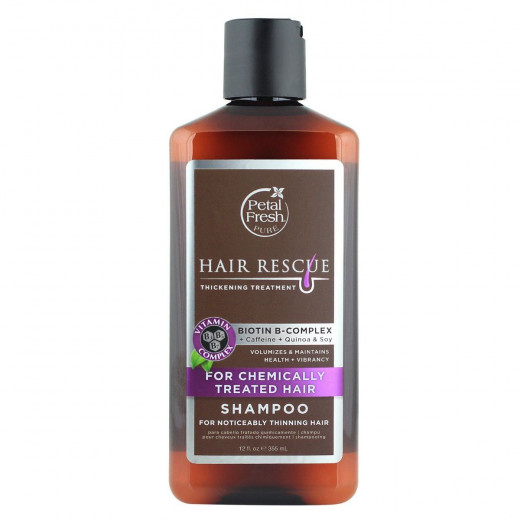 Petal Fresh Pure Hair Rescue For Chemically Treated Hair Shampoo