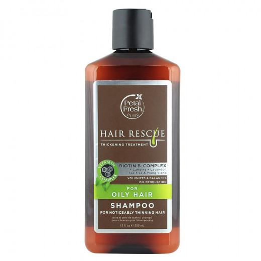 Petal Fresh Pure Hair Rescue For Oily Hair Shampoo