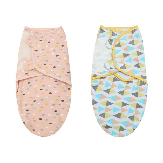 Colorland - (2) Adjustable Infant Wrap 2 Pieces Per Pack