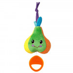 Chicco - Baby Senses Musical Box Sweet Pear Toy
