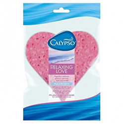 Calypso Natural Relaxing Love Bath Sponge