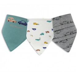 Colorland - (6) Baby Bibs 3 Pieces In One Pack