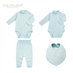 Colorland - (8) 4 Pieces Set
