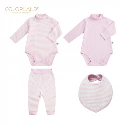 Colorland - (9) 4 Pieces Set