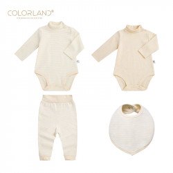 Colorland - (10) 4 Pieces Set