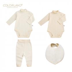 Colorland - (10) 4 Pieces Set