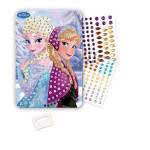 Disney Frozen Sticky Mosaics - Anna & Elsa Single