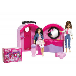 Fulla Play Time Hair Salon Pretend Play Toy
