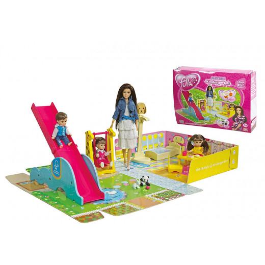 Fulla Open Play Time Kindergarten Pretend Play Toy