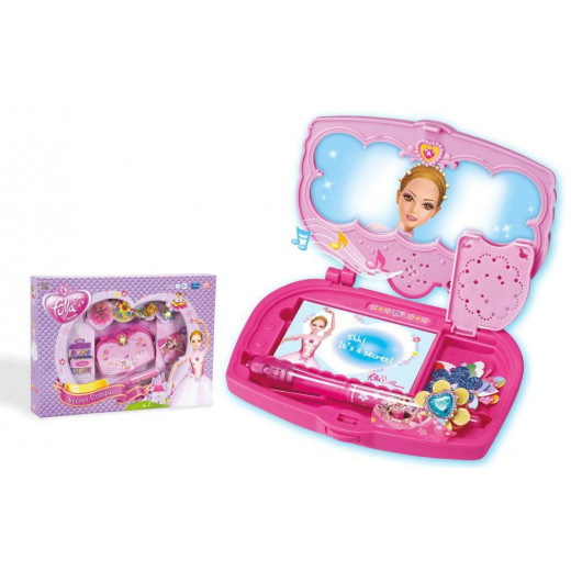 Fulla Princess Secret Compact, Multi Color