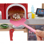 Barbie Pizza Chef Doll and Playset