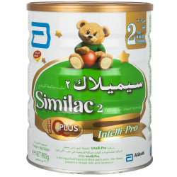 Similac Gain: Milk Formula for 6-12 Months - 900 Gram