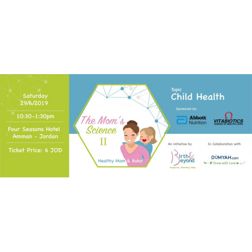 Moms Science 2019 - Third Session Ticket, Child Health