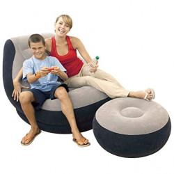 Intex - Ultra Lounge (Chair & Ottoman)