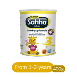 Nutridar Sahha 3 Growing-Up Formula - 1-3 years - 400g