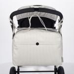Pasito a Pasito Chloe Grey Maternal Bag