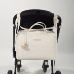 Pasito a Pasito Forest Beige Maternal Bag