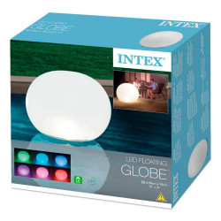 Intex -LED Floating Globe Light , 89 cm x 79 cm