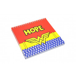 KHCF Wonder Woman Notebook - Hope Shop
