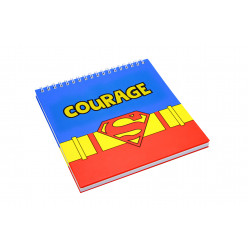 KHCF Superman Notebook- Hope Shop